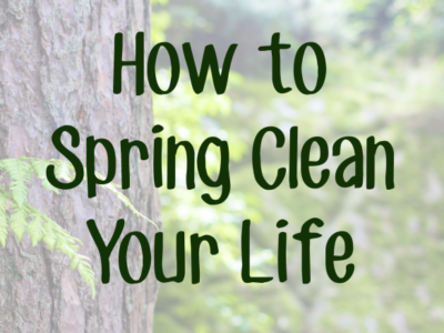 6 Ways to Clear Out the Clutter